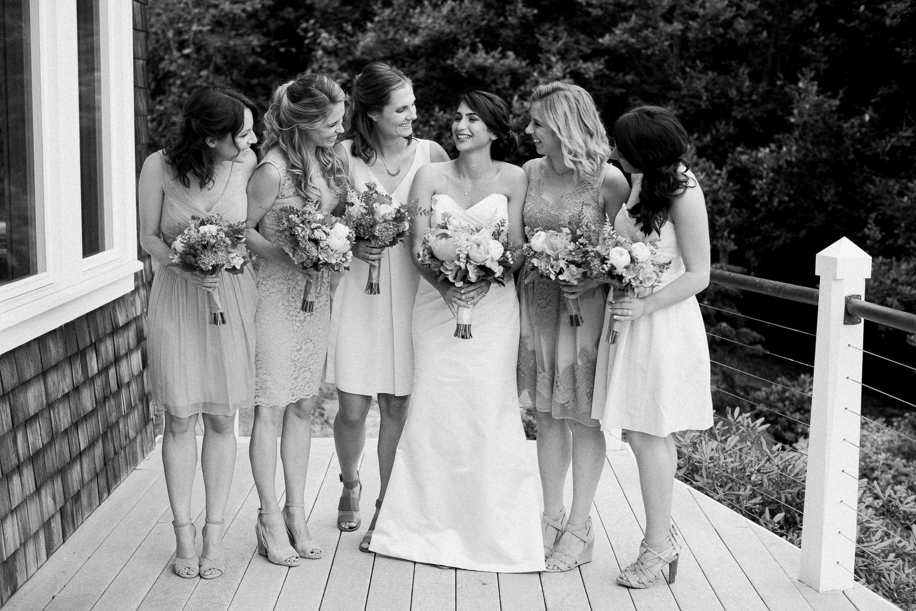 Candid moments at a Kiana Lodge wedding by top Seattle Wedding photographer Anna Peters