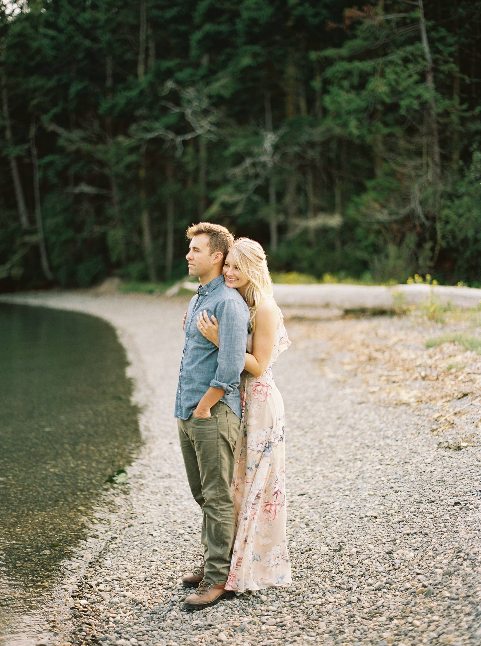Deception Pass Engagement Session