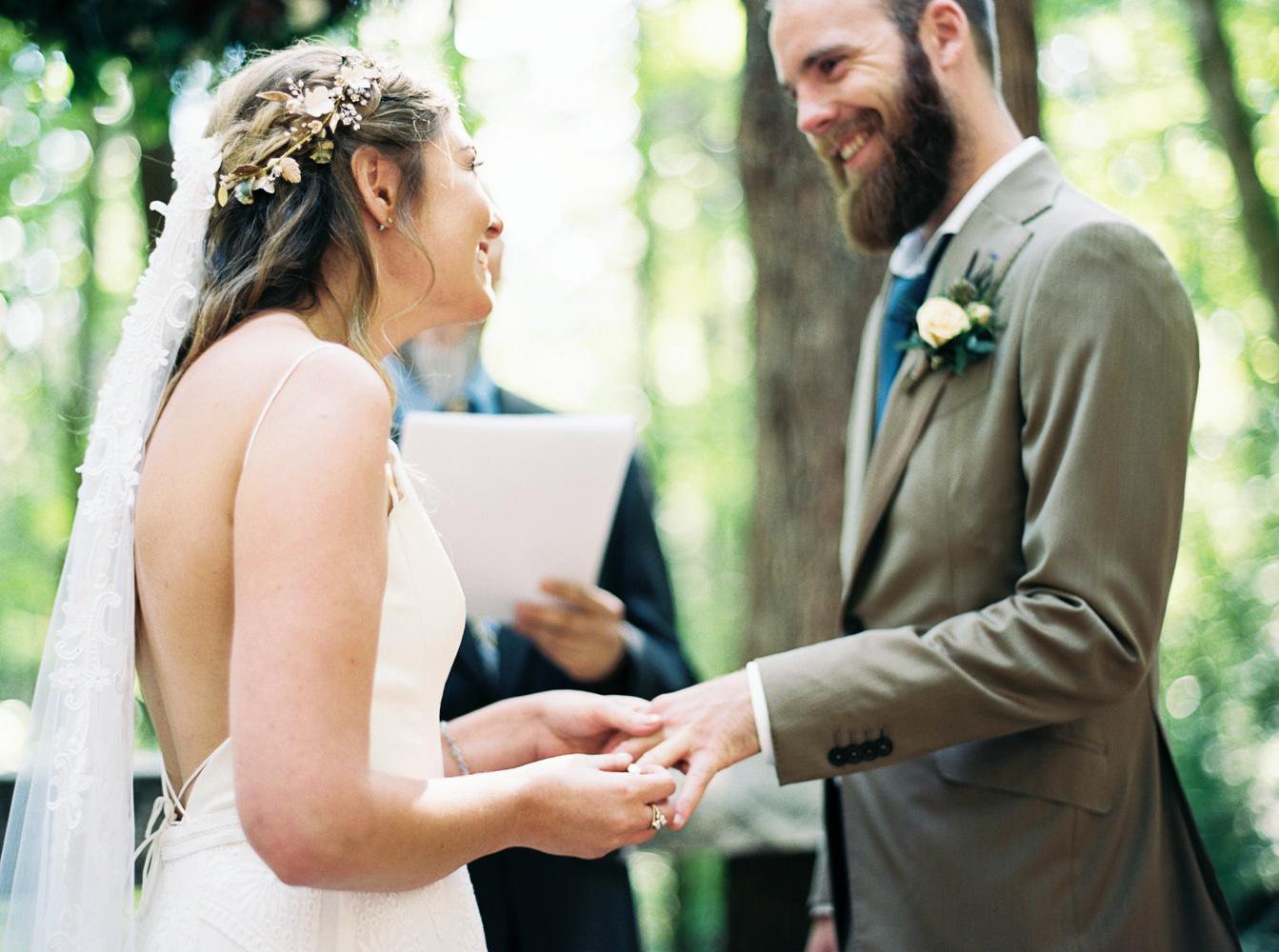 Wellspring Spa Wedding at Mt. Rainier | Seattle Wedding Photography