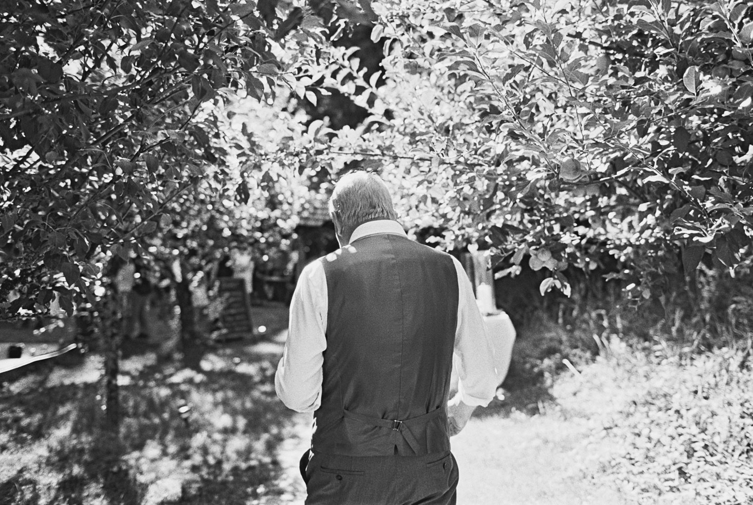 Wellspring Spa Wedding at Mt. Rainier by Seattle Wedding Photographer Anna Peters