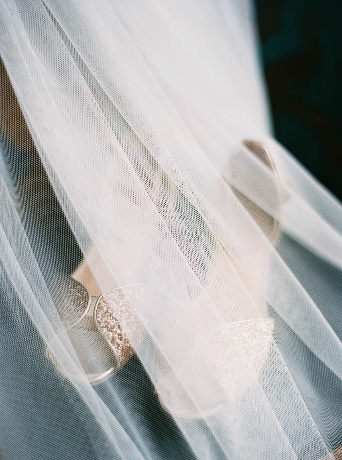 Wedding Details at a fall Whidbey Island Wedding