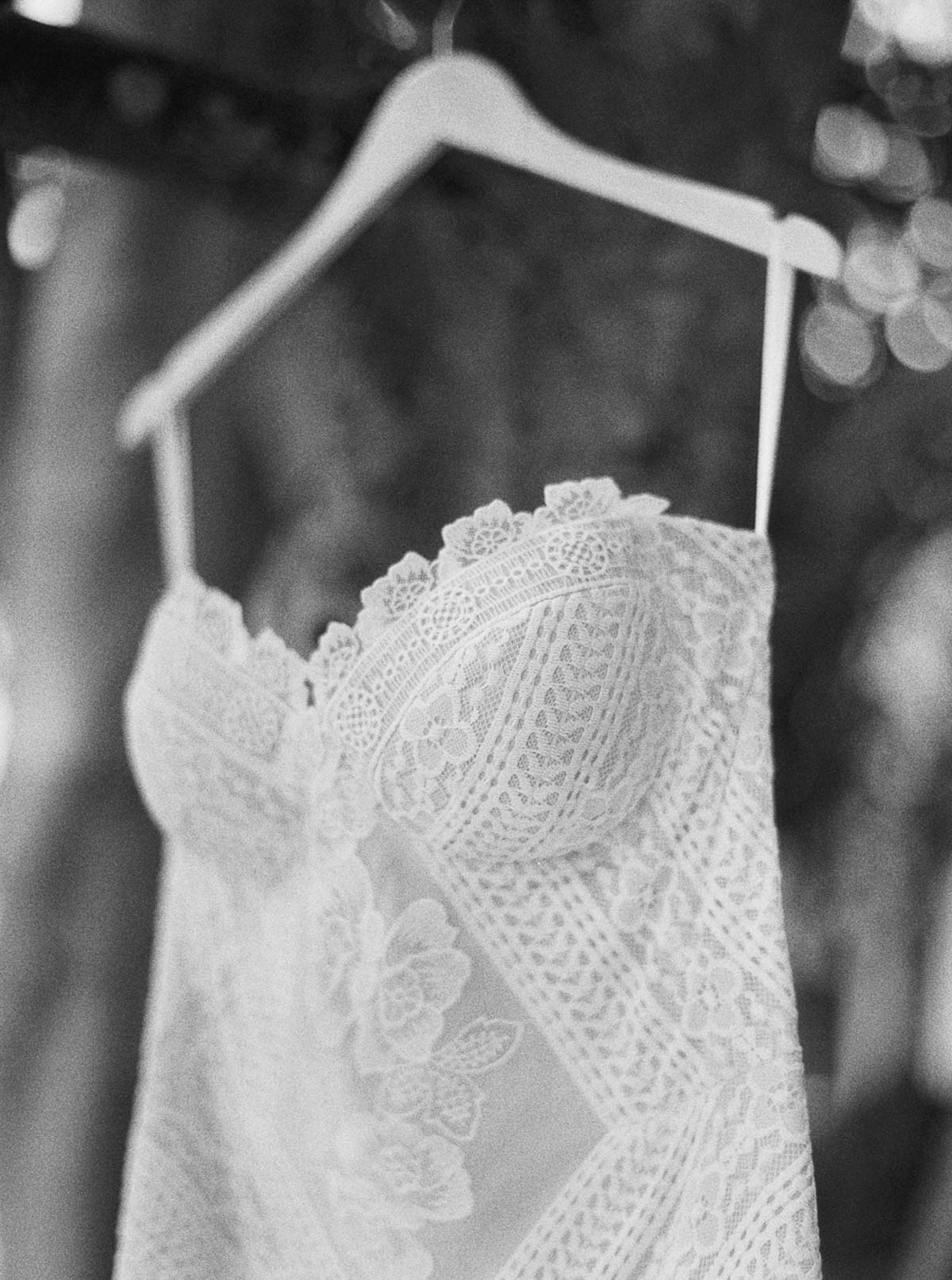 Rue de Seine Wedding Gown at a fall Whidbey Island Wedding