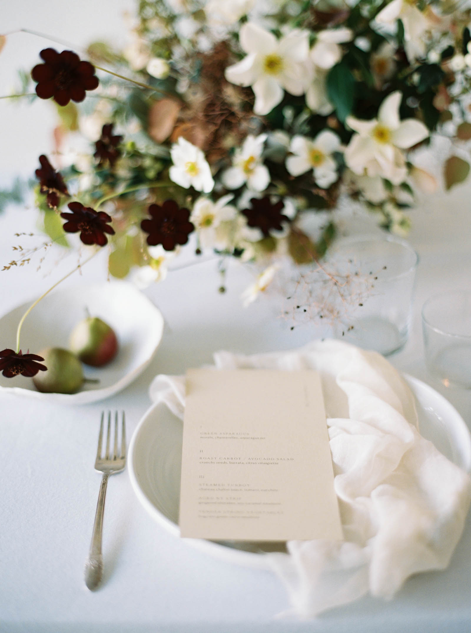 Refined and romantic wedding inspiration in Seattle